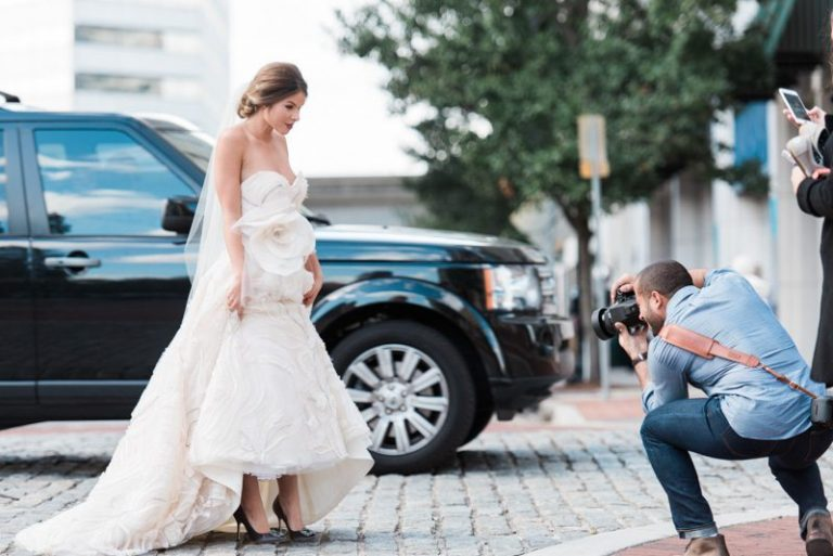 Things to consider when hiring a wedding photographer