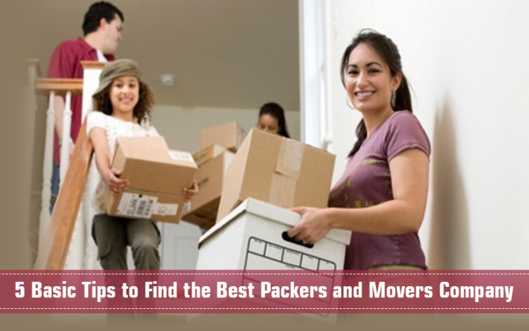 Finding the best moving company for smooth relocation